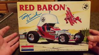 Tom Daniel 2016 - Red Baron