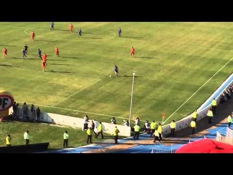Fue Penal   Final Torneto Apertura U DE CHILE VS LA CALERA