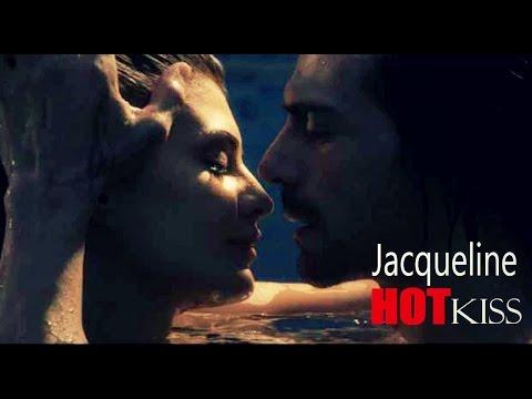 Jacqueline Fernandez Hot KISSING Scenes   Arjun Rampal Kiss   ROY Movie Hot Scenes thumbnail