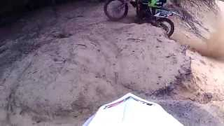 HONDA CRF 450 FOREST POWER