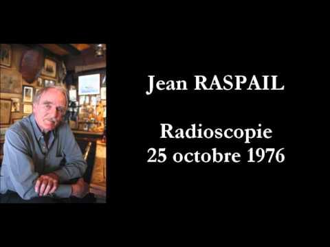 Jean RASPAIL (Radioscopie, 1976)