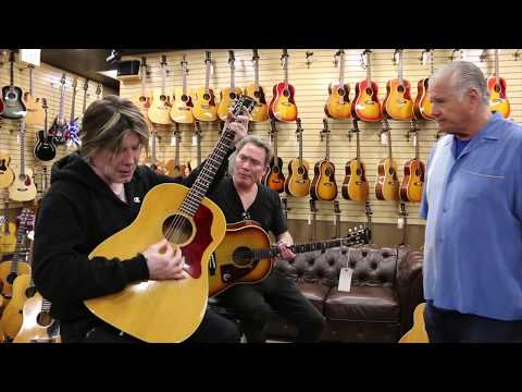 Guitar History with John Rzeznik & Brad Fernquist from the Goo Goo Dolls