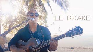 "ROMANTIC HAWAIIAN WEDDING SONG ""LEI PIKAKE"" (cover) ~ Bula Akamu"