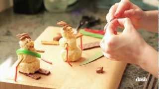 Gambar cover Rice Krispies Snowman Treats | Food Fun 101 with Shannon McCook