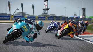 MotoGP 17 | RACE Moto3 | TT ASSEN 2017 | Joan Mir | Gameplay