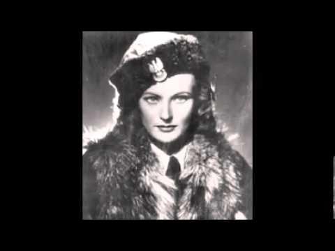 Renata Bogdańska - Piosenka żołnierzy Andersa na Bliskim Wschodzie