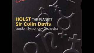 London Symphony Orchestra Conducted By Sir Colin Davis - Holst The Planets - Jupiter
