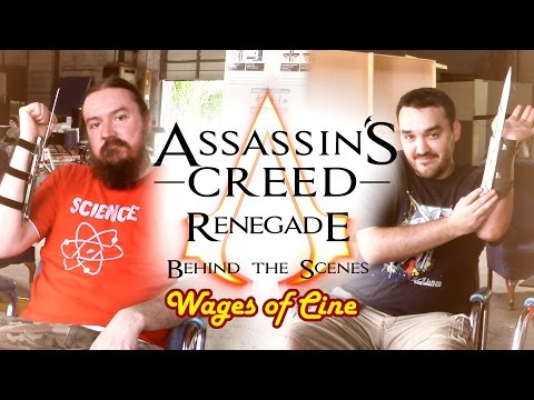 Wages of Cine - Behind the Cine - Assassin's Creed Hidden Blade