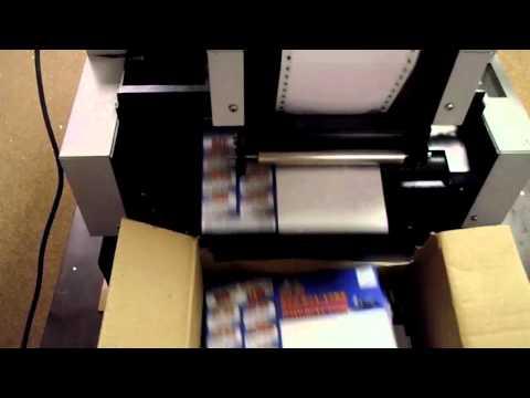 Adding Labels to a Bulk Mailing Job - Creative Printing of Bay County - Panama City, Florida