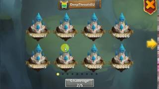 Guild war on f2p account.......having so much fun by destroying bases.