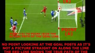 Andy Carroll disallowed goal vs chelsea -