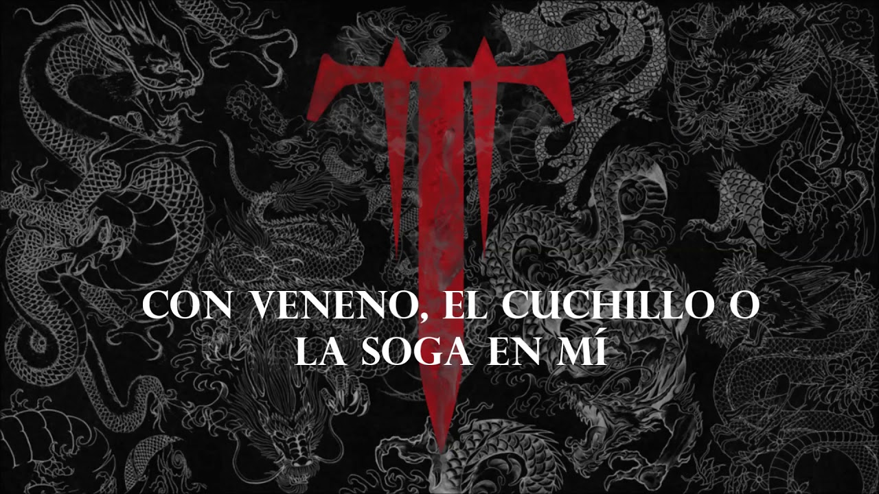 Trivium Poison The Knife Or The Noose Sub Espaol Youtube