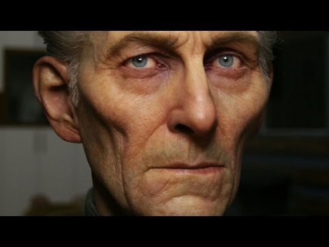 Rogue One A Star Wars Story Has CGI Peter Cushing