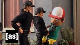 Adios, Handy Manny | Robot Chicken | Adult Swim