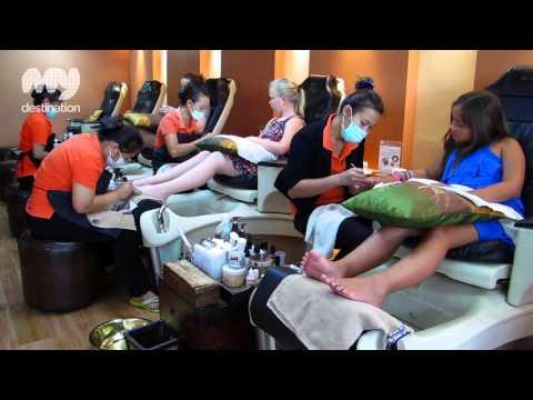 Ten Ten Hair & Nails Spa - Bangkok