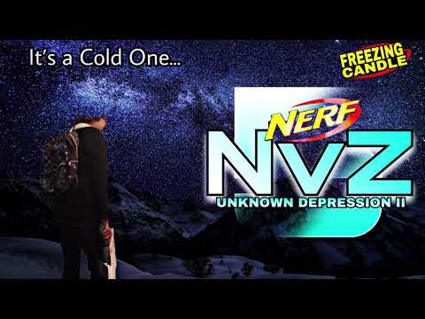 Nerf NvZ5: Unknown Depression II (POSTER)