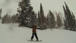 Powder Mt. and Snow Basin UTAH Thumbnail