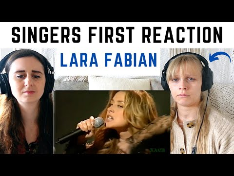 Singers first reaction