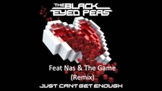 the black eyed peas feat nas the game i just can t get enough officialmudditv remix