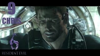 Resident Evil 6 Walkthrough (ITA)- CHRIS -9 FINALE- Devastazione suprema