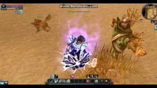 Force Shielder In CABAL EP 16 Test Skill And Bm2 Bm3