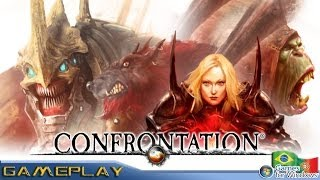 Confrontation - Gameplay  (PC / Steam)