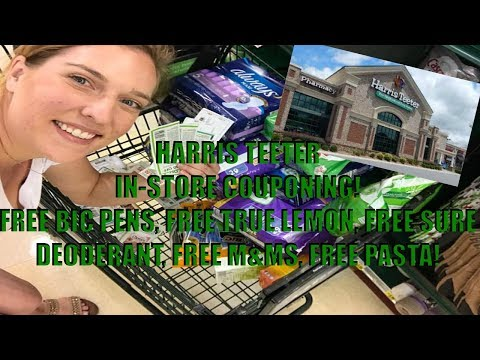Harris Teeter In-store Super Double Deals!!