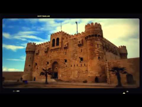 EGYPT Travel Ads Only Pleasant Memories
