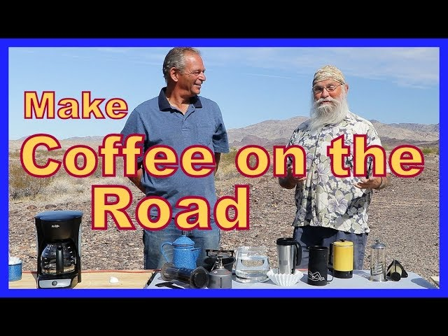 making-coffee-on-the-road