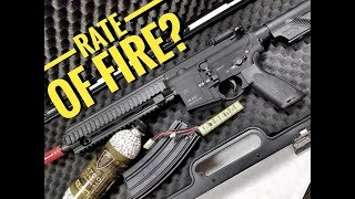 H&K 416a5 AEG VFC - Rate of fire? Elite Force Airsoft