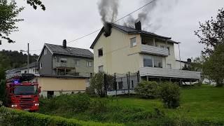Brann i Molde 22. Mai 2017