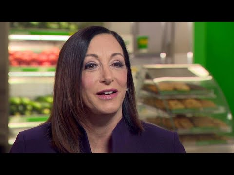 "Subway CEO on company's new look, changing meaning of ""fresh"""