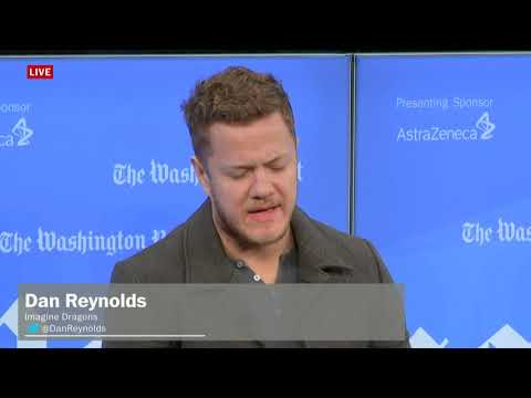 Dan Reynolds Shares How The Tyler Robinson Foundation Helps Families Grappling With Cancer