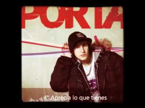 Las 4 canciones mas tristes (sad) de PORTA