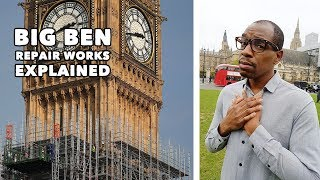 Big Ben Repair Works - EXPLAINED