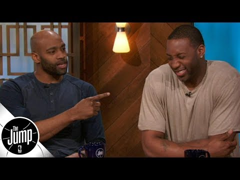 Vince Carter and Tracy McGrady interview (2016) | The Jump | ESPN Archive