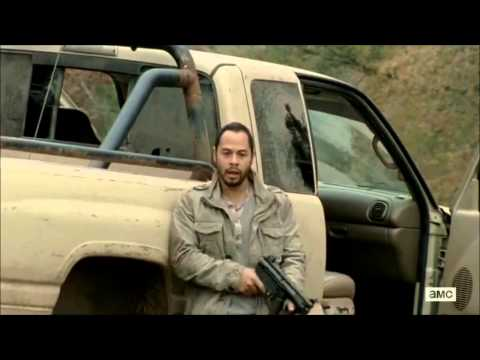 The Walking Dead - The Governor's Killing Spree