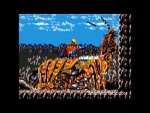 Screw Attack Video Game Vault - Earnest Evans
