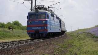 Электровоз ВЛ60ПК-1564 Вознесенск