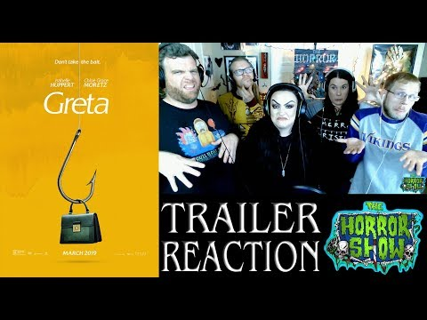 """Greta"" 2019 Thriller Trailer Reaction - The Horror Show"
