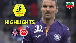 Toulouse FC - Stade de Reims (1-1) - Highlights - (TFC - REIMS) / 2018-19