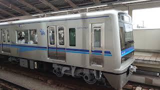 北総線7500形7502編成エアポート急行羽田空港行き(622N)