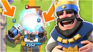 Top 5 most overpowered cards in clash royale!