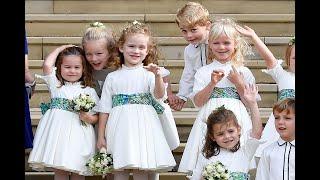 英國尤金妮公主完婚 訂做「一件露出傷疤的婚紗」