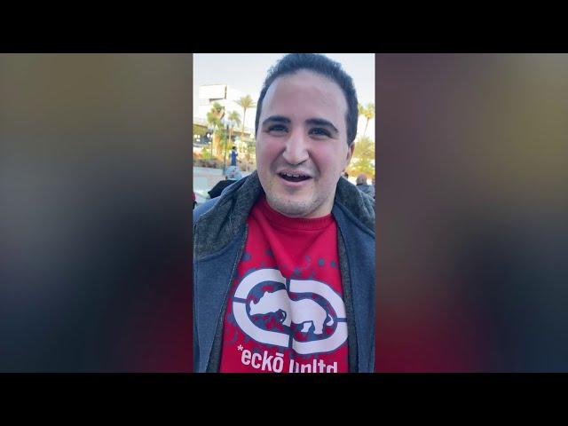 مصطفى لعب كورة بعد العملية