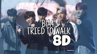 [8D AUDIO ?] B1A4 (비원에이포) - TRIED TO WALK (걸어 본다)