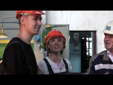 Клип об Усолье-Сибирском к 350-летию «Город на Ангаре»