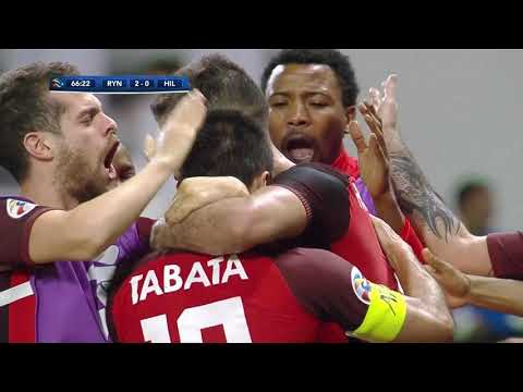 Al Rayyan 2-1 Al Hilal (AFC Champions League 2018: Group Stage)