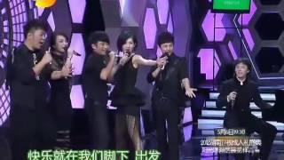 湖南卫视快乐大本营-《甄嬛传》剧组做客 海涛变格格 120428