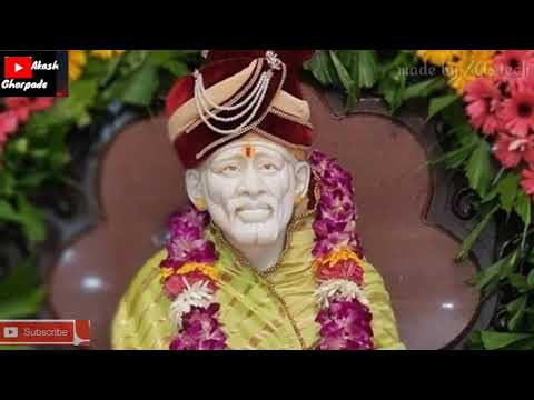 New sai HD song|| Satya swarupay Namah Shri Sai devay Namah full HD|| WhatsApp status video 2018